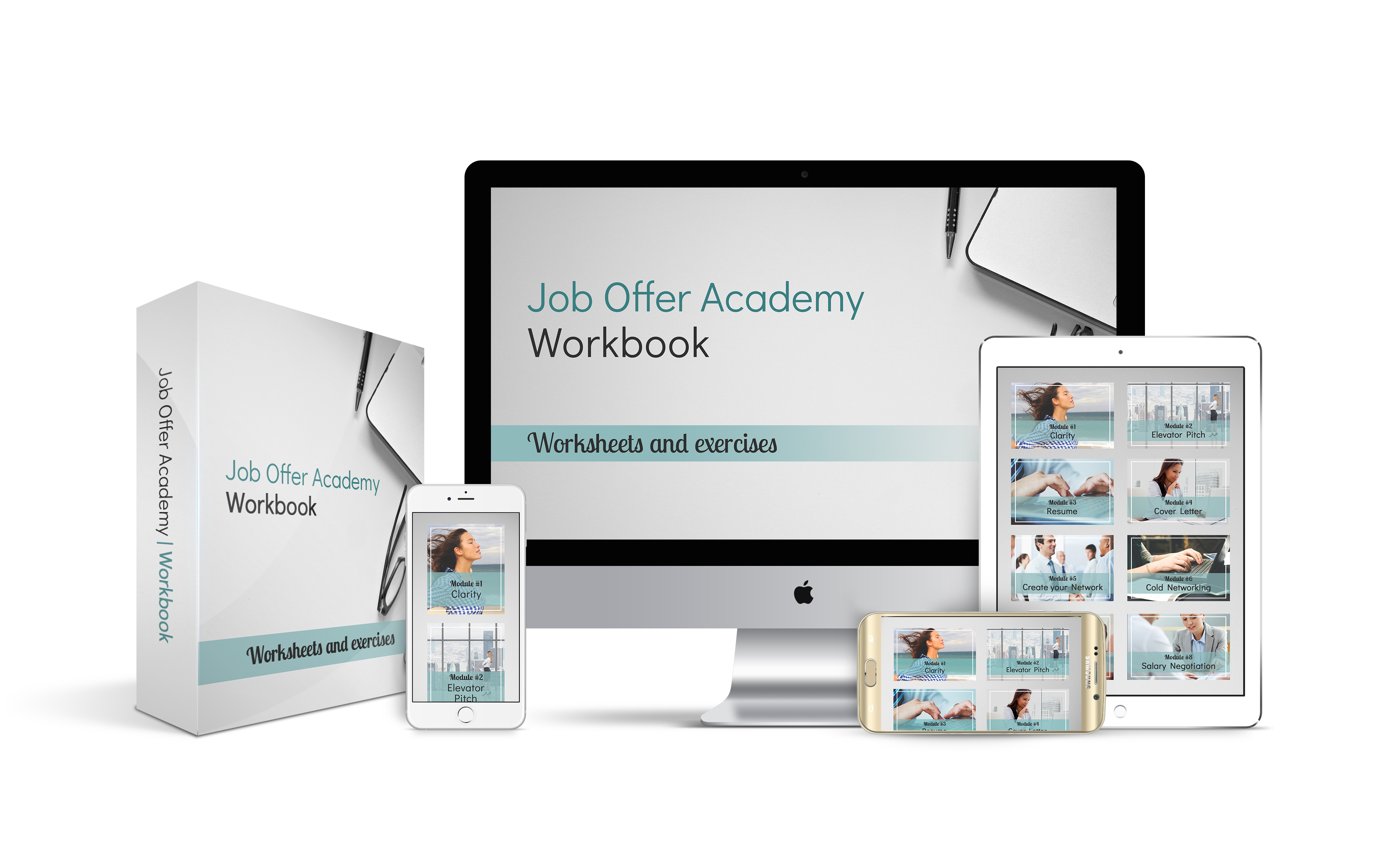 Job Offer Academy - Ashley Stahl Career Coach
